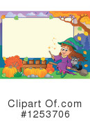 Witch Clipart #1253706 by visekart
