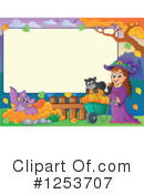 Witch Clipart #1253707 by visekart