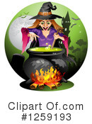 Witch Clipart #1259193