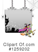 Witch Clipart #1259202 by merlinul
