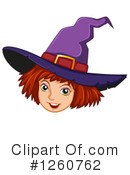 Witch Clipart #1260762 by Graphics RF