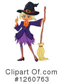 Witch Clipart #1260763 by Graphics RF