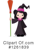 Royalty-Free (RF) Witch Clipart Illustration #1261839