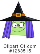 Witch Clipart #1263515 by yayayoyo
