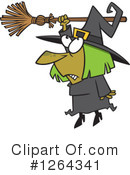 Witch Clipart #1264341