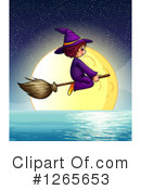Witch Clipart #1265653 by Graphics RF