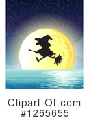 Witch Clipart #1265655 by Graphics RF