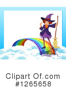 Witch Clipart #1265658 by Graphics RF