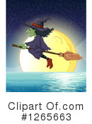 Witch Clipart #1265663 by Graphics RF