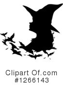 Witch Clipart #1266143 by BNP Design Studio