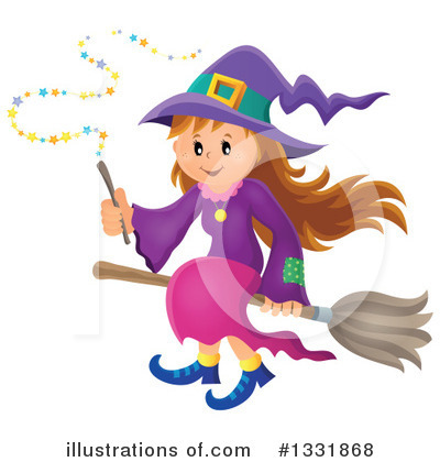 Halloween Clipart #1331868 by visekart