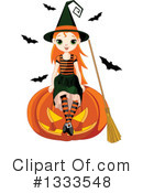 Witch Clipart #1333548