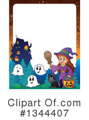 Witch Clipart #1344407 by visekart