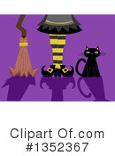 Royalty-Free (RF) Witch Clipart Illustration #1352367