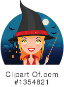 Witch Clipart #1354821