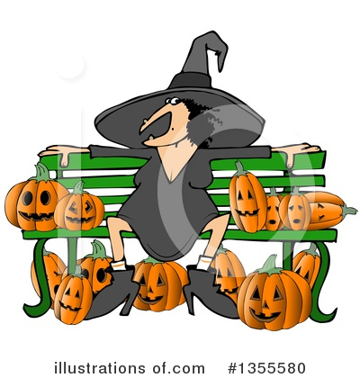 Halloween Clipart #1355580 by djart