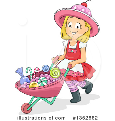 Candy Clipart #1362882 by BNP Design Studio