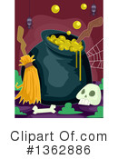 Witch Clipart #1362886 by BNP Design Studio