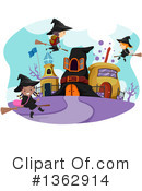 Witch Clipart #1362914 by BNP Design Studio