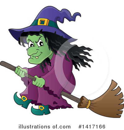 Halloween Clipart #1417166 by visekart