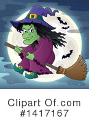 Witch Clipart #1417167