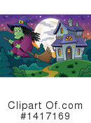 Witch Clipart #1417169