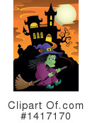 Witch Clipart #1417170