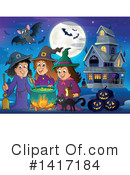 Witch Clipart #1417184