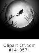 Witch Clipart #1419571