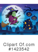 Witch Clipart #1423542