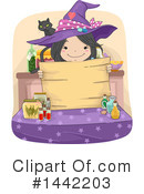 Witch Clipart #1442203 by BNP Design Studio