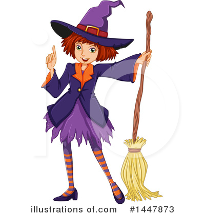 Halloween Clipart #1447873 by Graphics RF