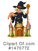 Witch Clipart #1470772