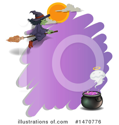 Witch Clipart #1470776 by Graphics RF