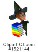 Witch Clipart #1521144 by Julos