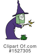 Witch Clipart #1527305 by lineartestpilot