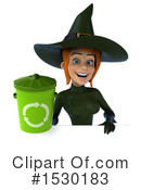 Witch Clipart #1530183 by Julos