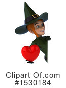 Witch Clipart #1530184 by Julos