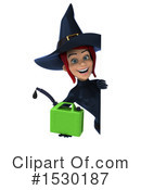 Witch Clipart #1530187 by Julos
