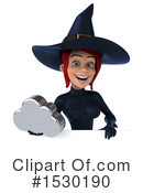 Witch Clipart #1530190 by Julos