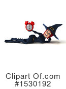 Witch Clipart #1530192 by Julos