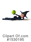 Witch Clipart #1530195 by Julos