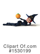 Witch Clipart #1530199 by Julos