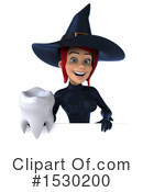 Witch Clipart #1530200 by Julos