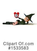 Witch Clipart #1533583 by Julos