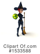 Witch Clipart #1533588 by Julos