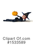 Witch Clipart #1533589 by Julos
