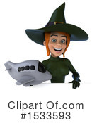 Witch Clipart #1533593 by Julos