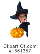Witch Clipart #1561357 by Julos