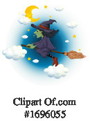 Witch Clipart #1696055 by Graphics RF